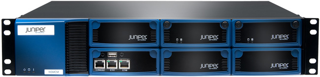 Juniper Networks NSM Central Manager